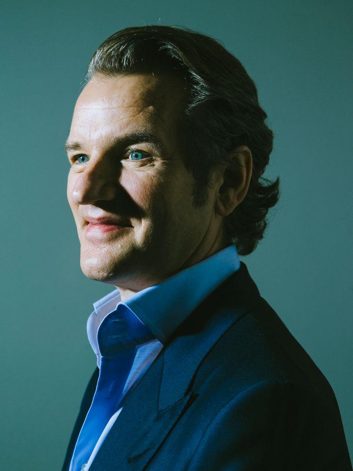 Charakterkopf: Peer Schatz hat mit Qiagen einen globalen Biotechchampion aufgebaut