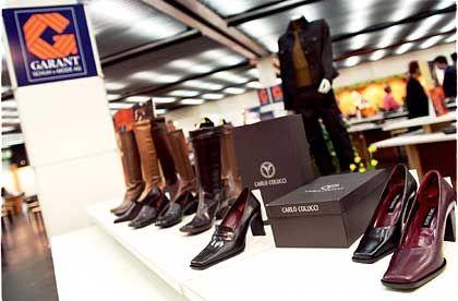 Schuhhändler in Not: Die Geschäfte laufen gut bei Garant, doch die Probleme löst das nicht