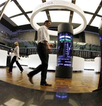 Börse Frankfurt/Main: Kursgewinne zum Start in das neue Jahr