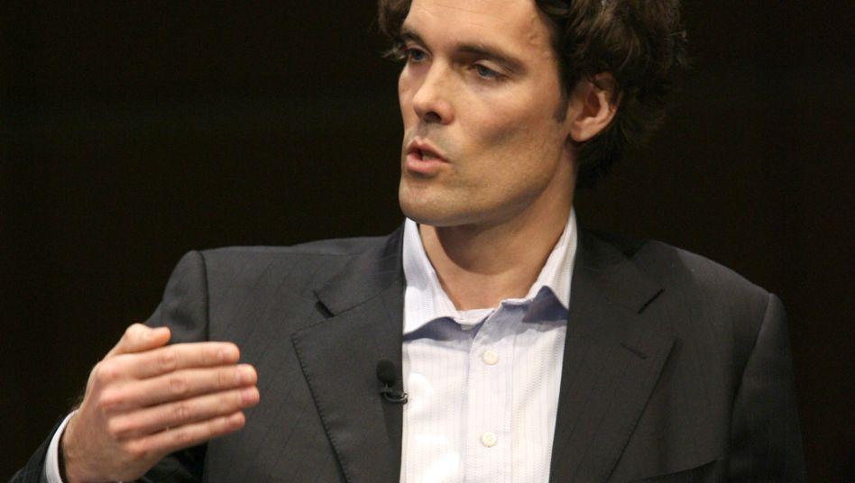 Google-Vorstand Philipp Schindler: Geld für Start-ups