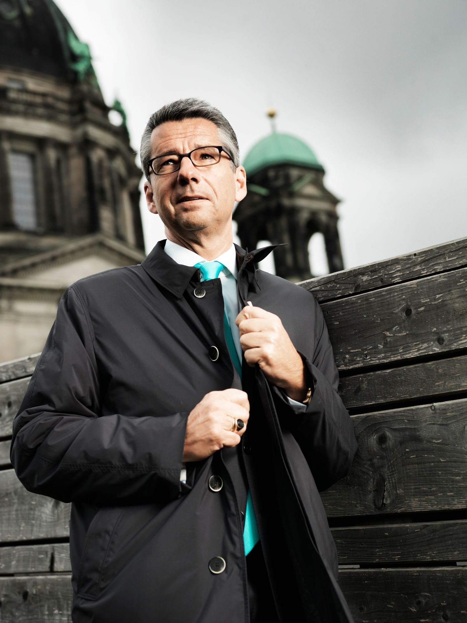EINMALIGE VERWENDUNG Ulrich Grillo / BDI