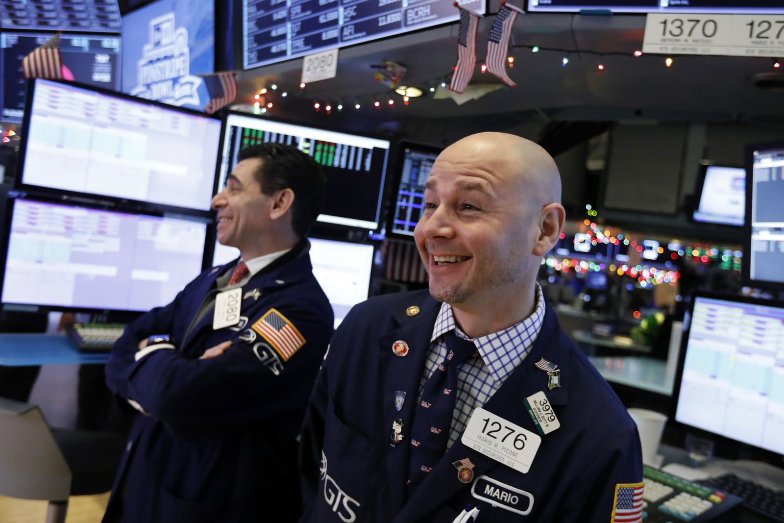 Wall Street Börse Aktien