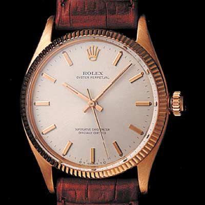 Eleganter Klassiker: Die Rolex Oyster Perpetual