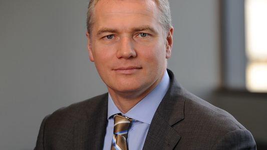 Der neue Chef der Deutschen Börse: Carsten Kengeter übernimmt im Mai die Führung des Dax-Konzerns