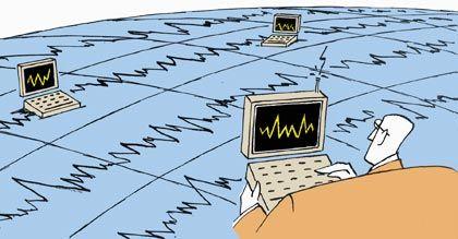 """Online-Datensicherung hat auch Nachteile: """"Man kann nicht kontrollieren, wie hoch die Sicherheit des Servers ist"""""""