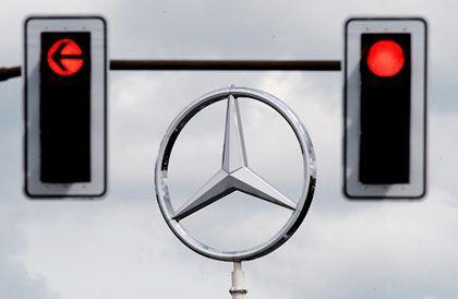 Keine Chance für Vollgas: Daimler im Jahr der Autokrise