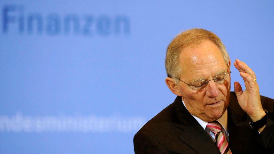Für mehr Transparenz: Bundesfinanzminister Wolfgang Schäuble will ein einheitliches Informationsblatt für staatlich geförderte Altersvorsorgeprodukte