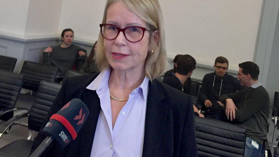 Hat vor dem BGH gewonnen: Die Kölner Dermatologin Astrid Eichhorn