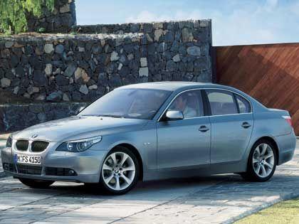 Die neue gehobene Mittelklasse bei BMW: BMW 5er