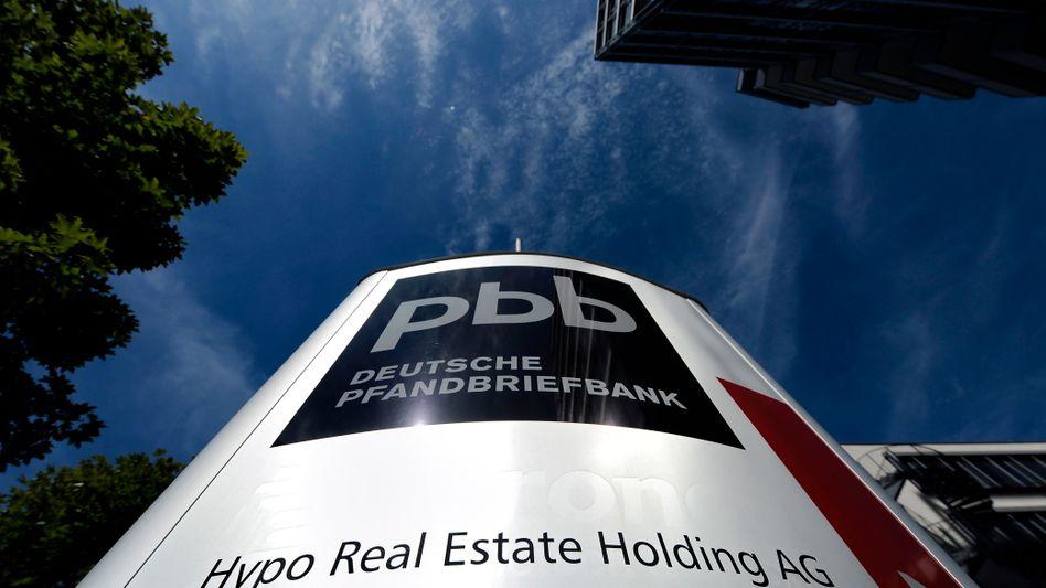 Auf Schrumpfkurs: Der einstige Dax-Konzern Hypo Real Estate wickelt sein Portfolio ab