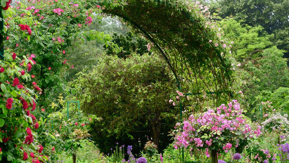 Grüne Paradiese: Die schönsten Gärten in der Normandie