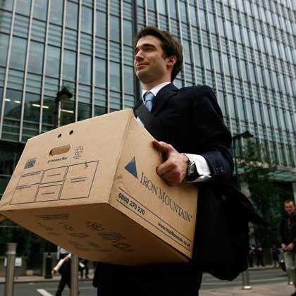 """Auszug eines Lehman-Managers: """"Keine menschliche Tragödie"""""""
