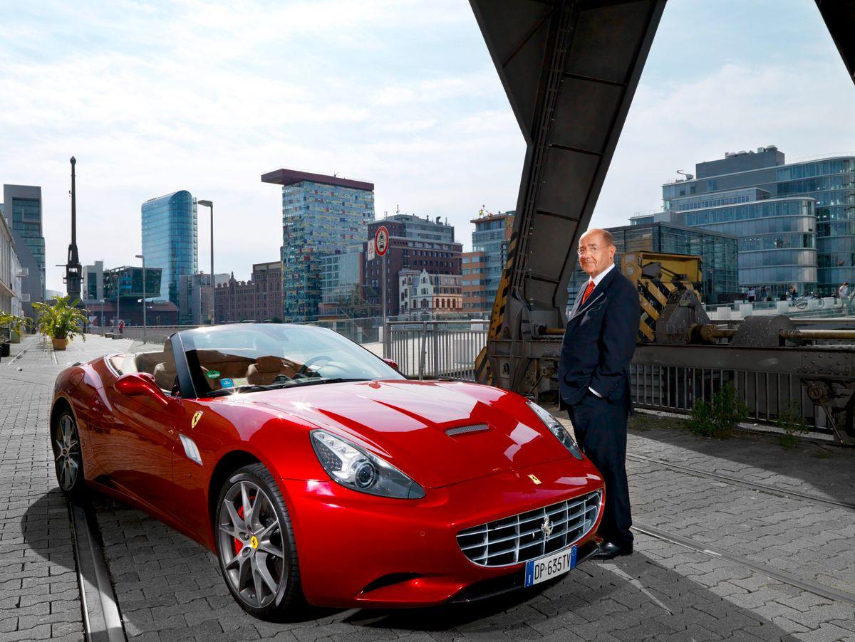 Ferrari California Im Fahrtest Rote Versuchung Manager Magazin