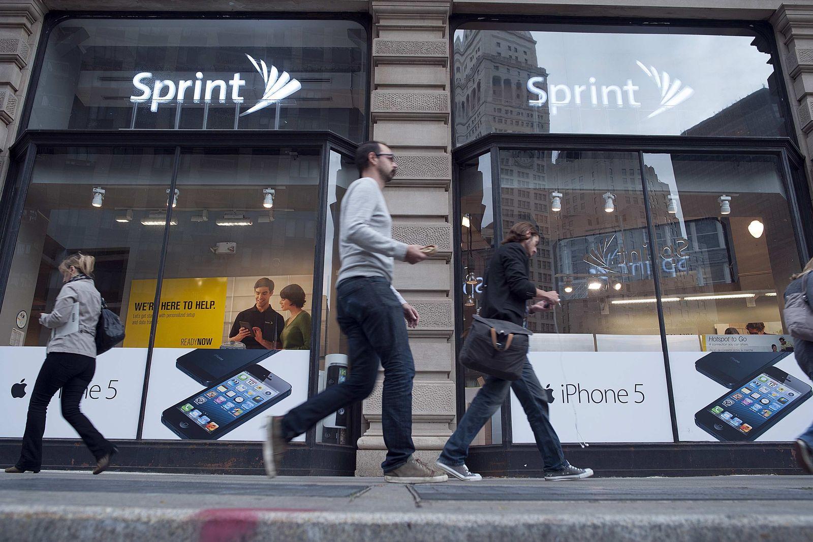 USA / Sprint / Mobilfunk