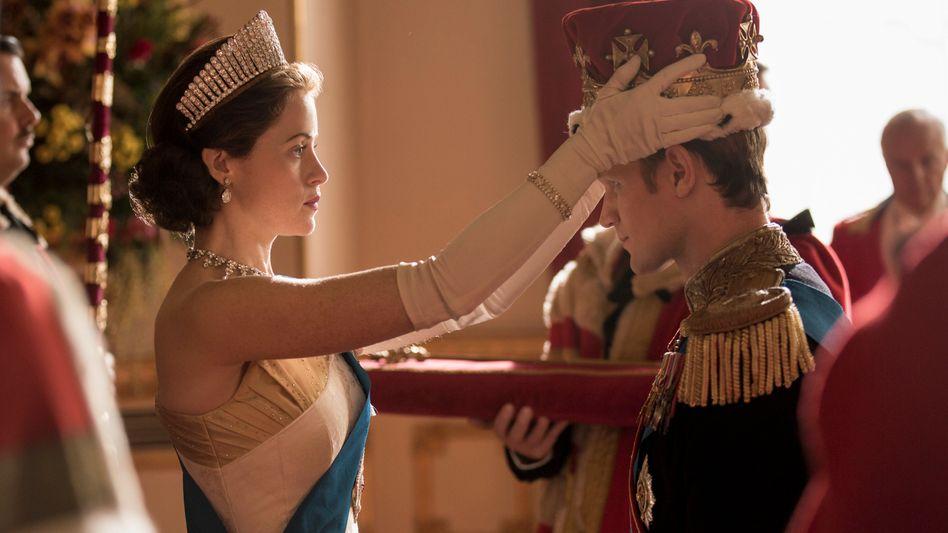 """Netflix-Produktion """"The Crown"""": Kursrally des Streaming-Dienstes treibt Nasdaq auf Rekordhoch"""