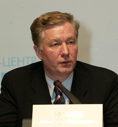 Räumt seinen Posten: Gazprom-Vize Rjasanow