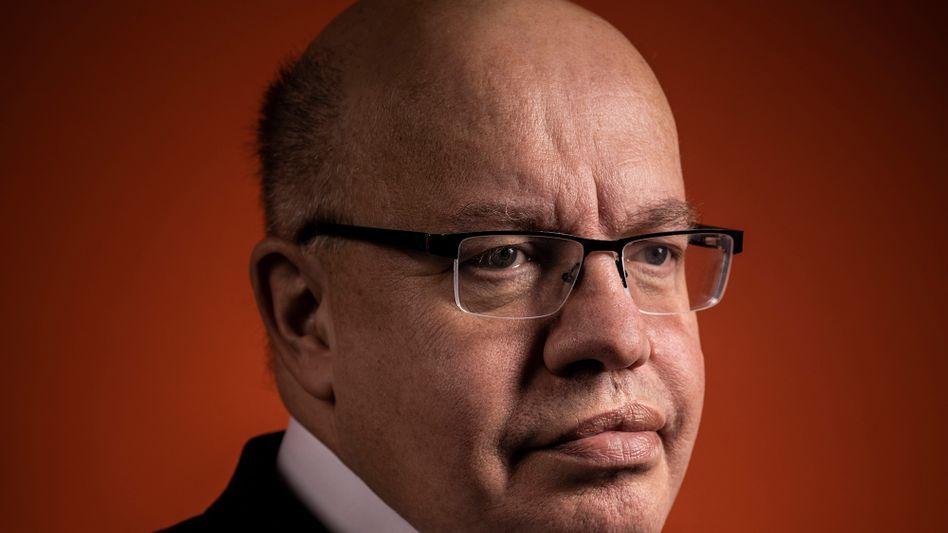 """Minister Altmaier: """"Unternehmen werden auf Entlassungen zunächst verzichten können"""""""