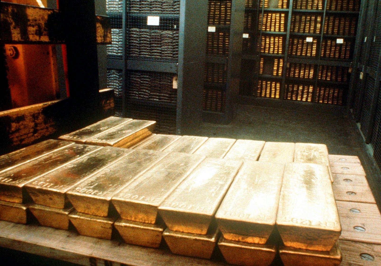 Gold Tresor