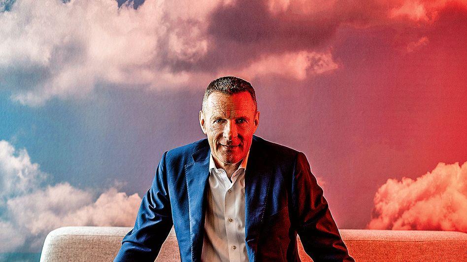Sonnyboy: Bei der Telekom hat Niek Jan van Damme (57) bis heute viele Fans. Der Ex-Deutschland-Chef verließ den Konzern Anfang 2018 und fängt im Herbst als Aufsichtsrat beim australischen Telekomriesen Telstra an.