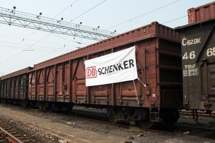 DB Schenker Rail: 35.000 Güterwagen stehen derzeit auf Abstellgleisen