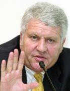 Sieht Vorwürfe als ungerechtfertigt an: Babcock Borsig Vorstand Klaus Lederer