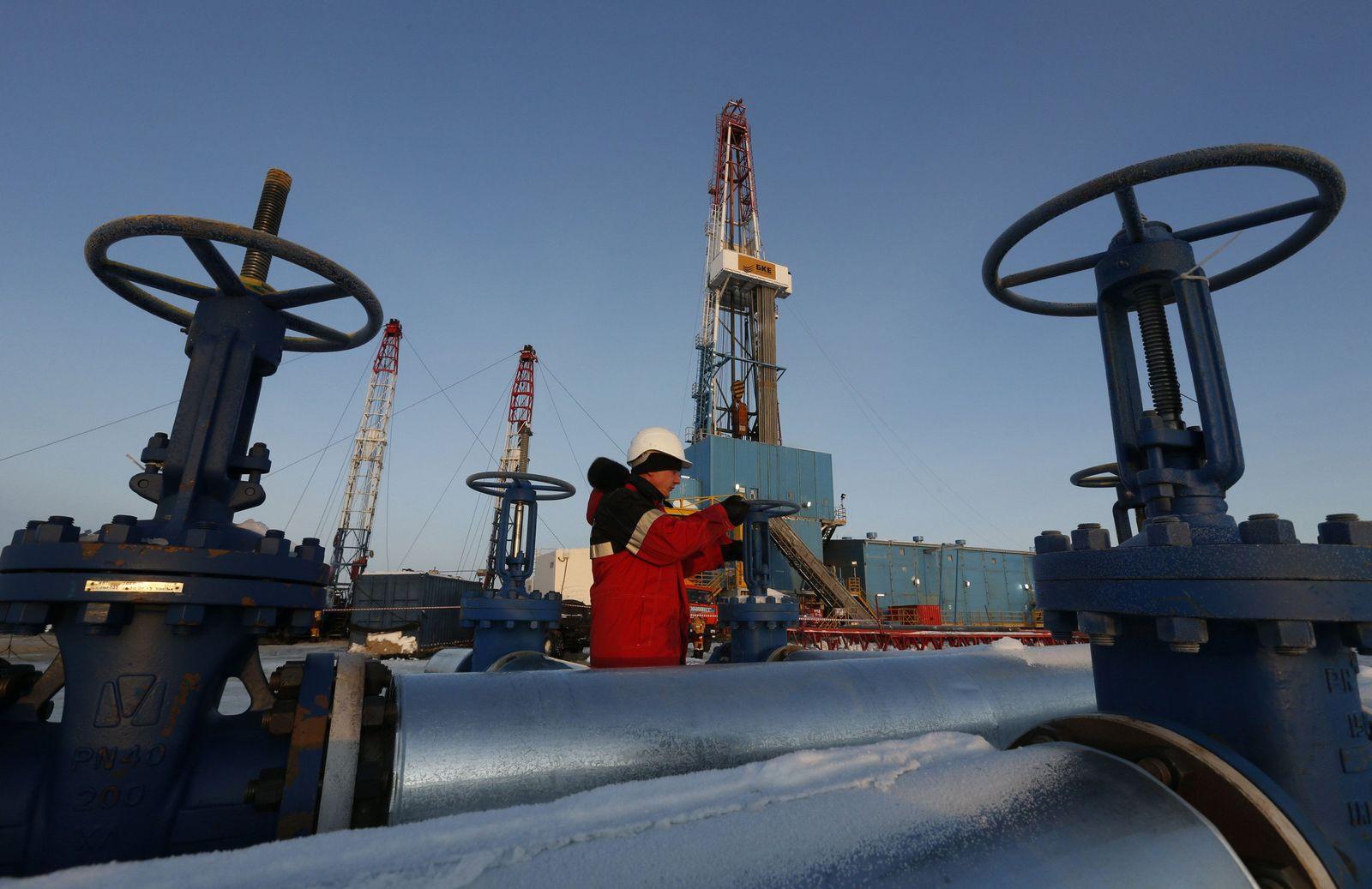 Russland Öl Ölpreis
