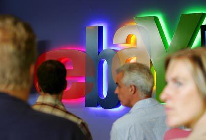 Krätfiges Gewinnplus aber unveränderter Ausblick: Die Ebay-Aktie geriet an der Wall Street unter Druck