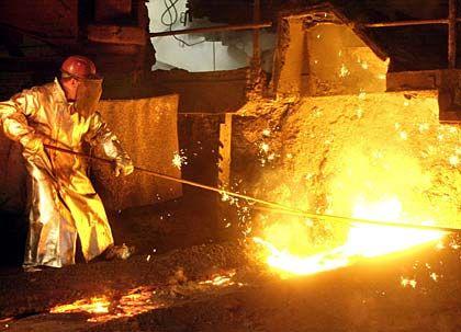 Voll ausgelastet: Die Metallfabriken - unter anderem in São Paulo - erleben einen enormen Zuwachs