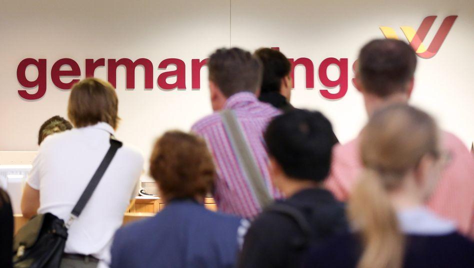 Germanwings-Passagiere: Streitthema Frühverrentung weitgehend entschärft
