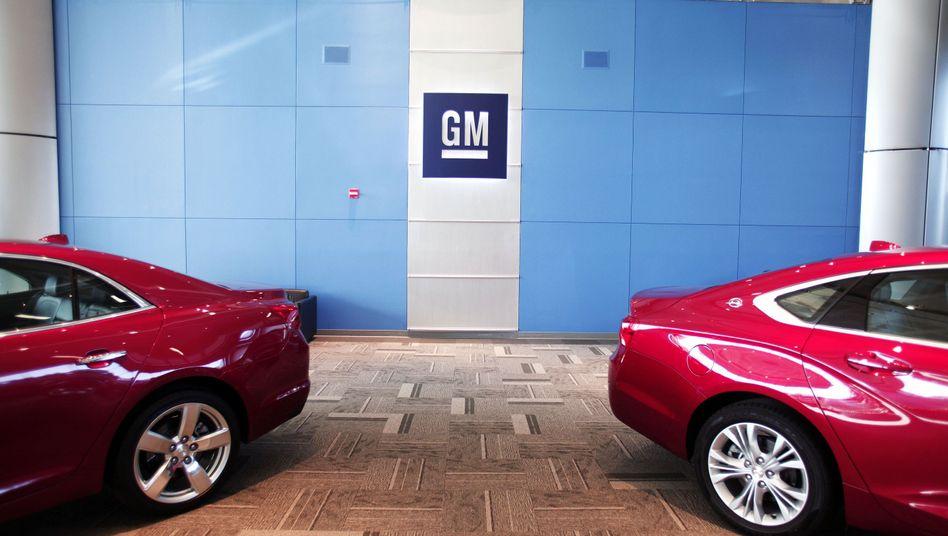 General Motors: Autobauer muss sparen, Trump tobt