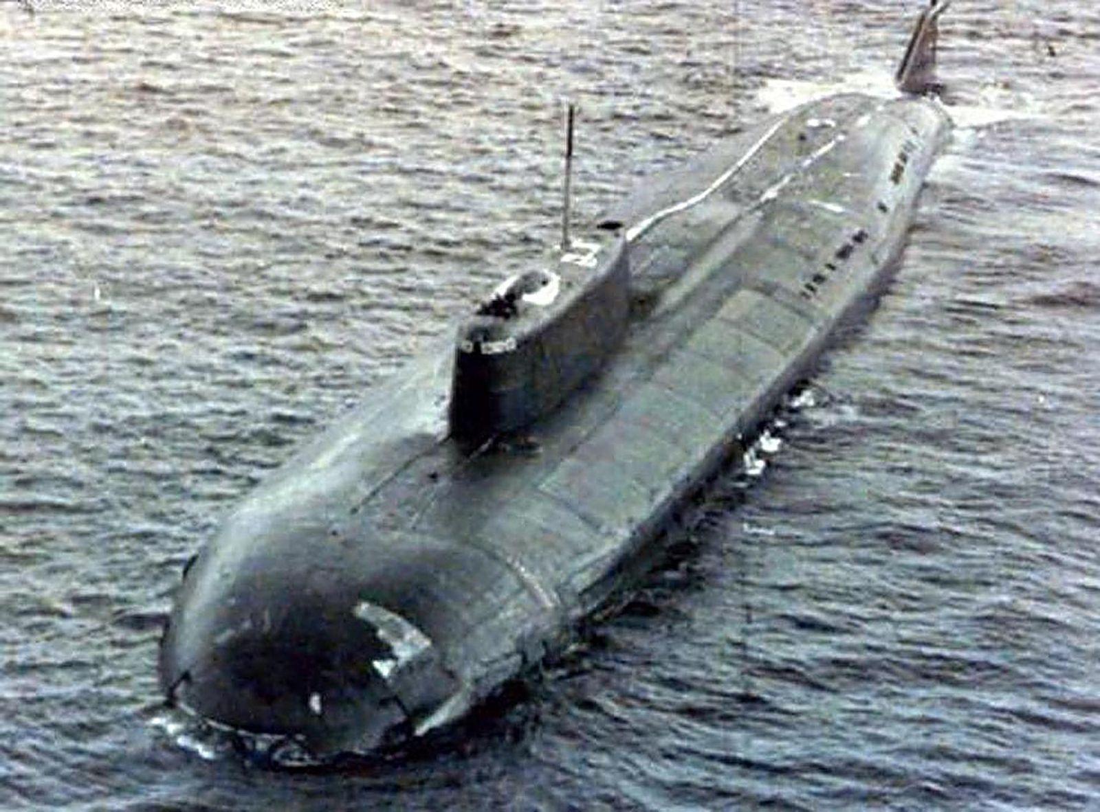 Atom U-Boot / Oscar II