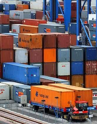 Wachstumsstütze Export: Die Erfolge des Export ziehen mittlerweile höhere Investitionen nach sich