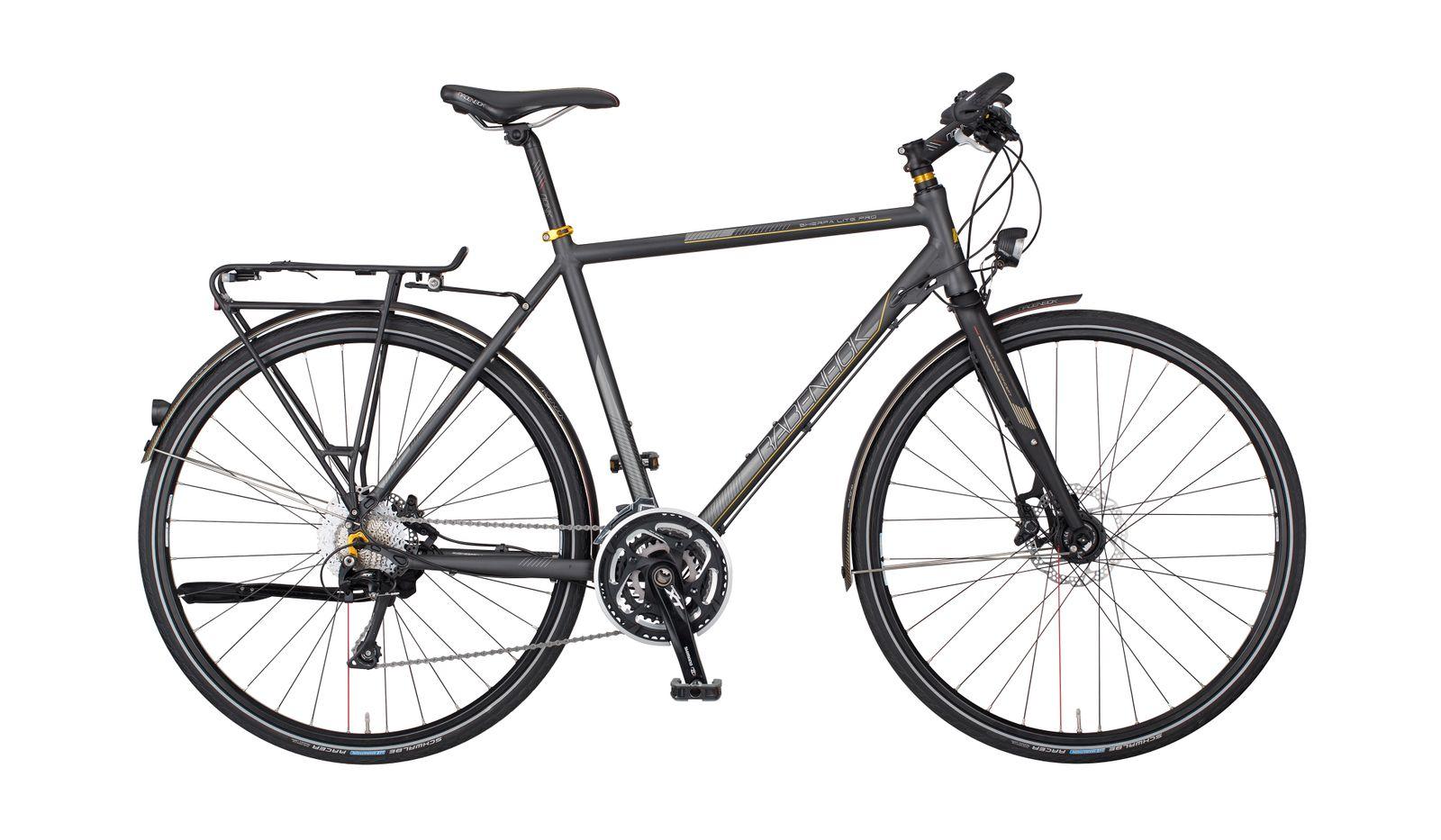 Fahrrad / Rabeneick Sherpa Lite Pro