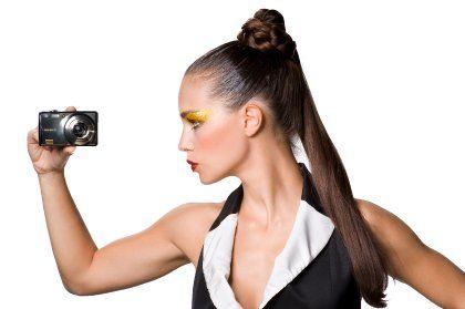 Kompakte Kameras: Das Modell Fujifilm F70EXR