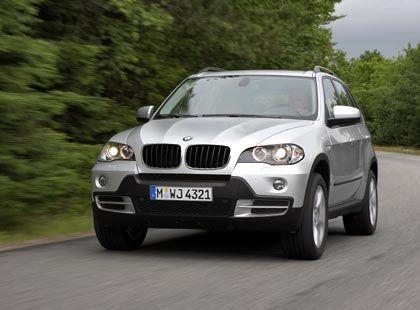 Viel unter der Haube: Hubraumstarke Autos wie der BMW X5 sollen nicht länger am stärksten von den Steuererleichterungen profitieren