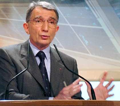 EDF-Chef Roussely: Streit um Nachfolge