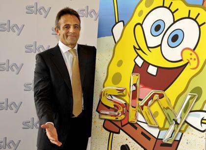 Williams und Sponge Bob: Zwei, die ganz groß bei Premiere sind