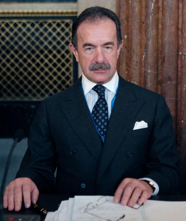 Investor Heinrich Pecina, Gründer des Investmenthauses Vienna Capital Partners