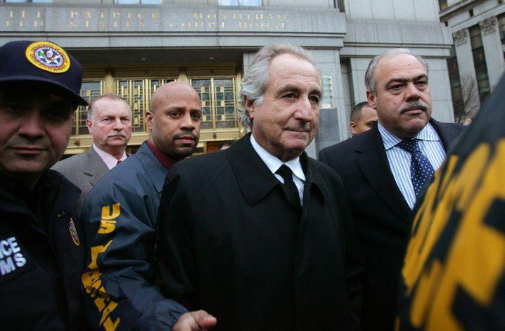 Bernard Madoff: Im Griff der Justiz