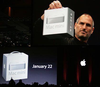 Mac mini: Einstieg ins Billigsegment