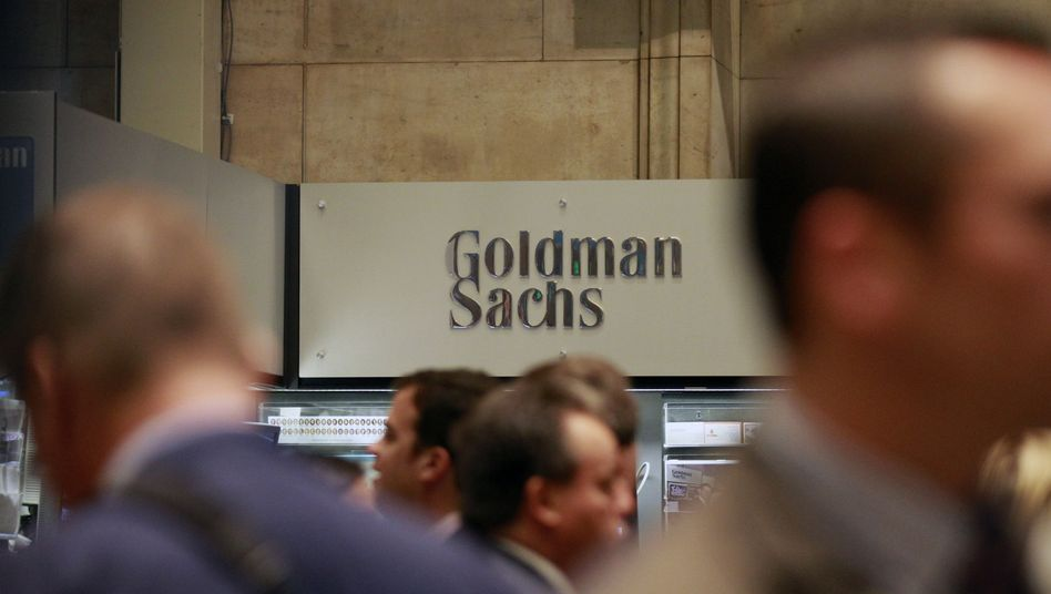 Goldman Sachs: Nicht nur Trump holt Goldmänner, auch Olaf Scholz greift zu