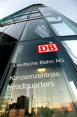 Deutsche Bahn Konzernzentrale in Berlin