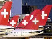Nach der Pleite ist vor der Pleite: Nach der Insolvenz von Swiss-Air hat auch die Nachfolgegesellschaft massive Probleme