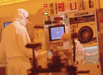 Chipproduktion: Hersteller zeigen sich für den Markt optimistischer