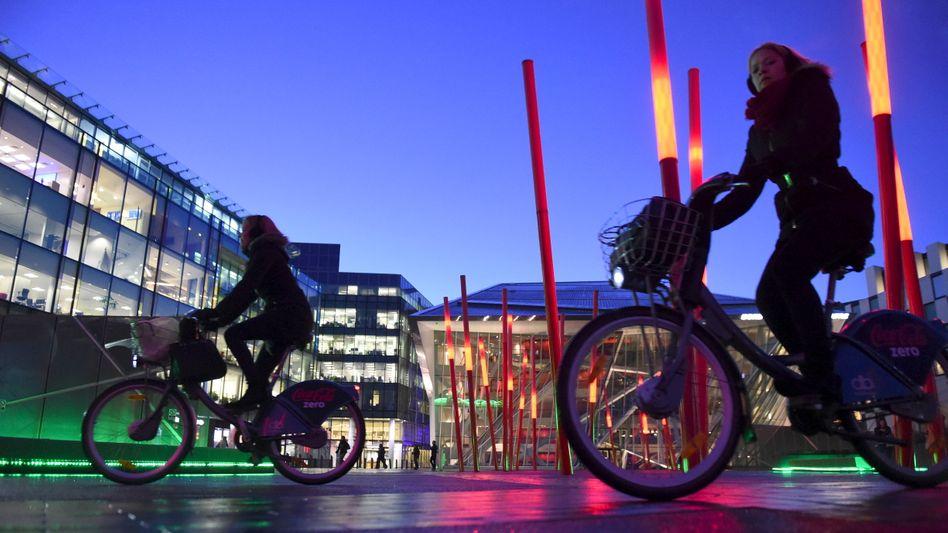 Finanzdistrikt von Dublin: Eines der Hauptziele der globalen Steuervermeidungsindustrie