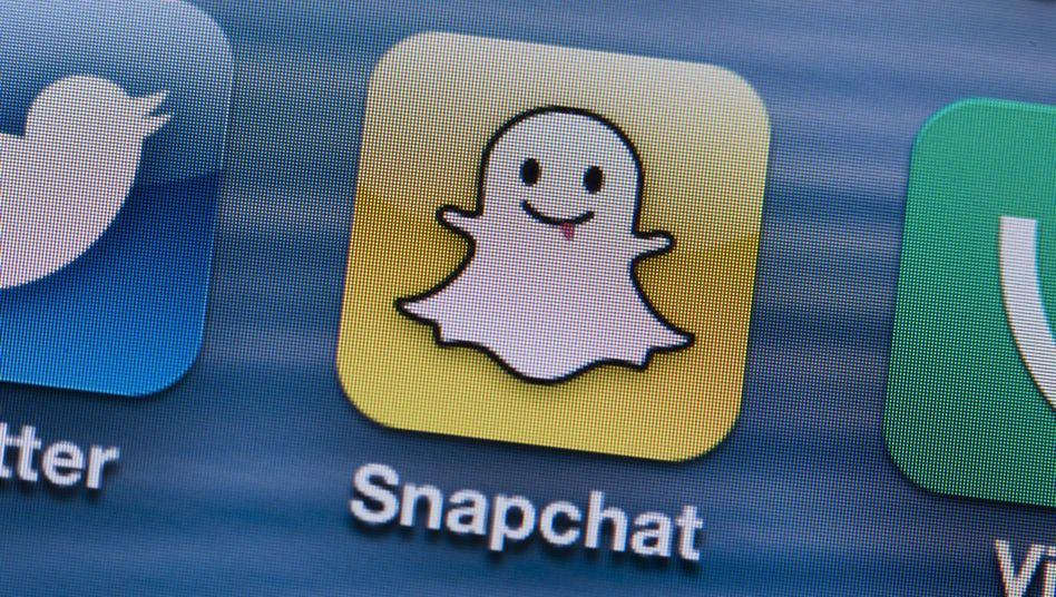 Logo der Snapchat-App: Geschäftsmodell noch immer nicht gefunden