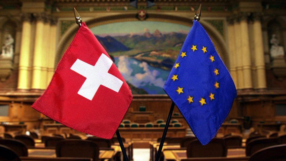 Die Schweizer stimmen am Sonntag über ihre Geldsystem ab