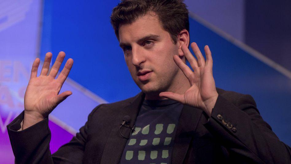 Sieht Licht am Ende des Tunnels: Airbnb-CEO Brian Chesky hat den Börsengang bei der SEC beantragt