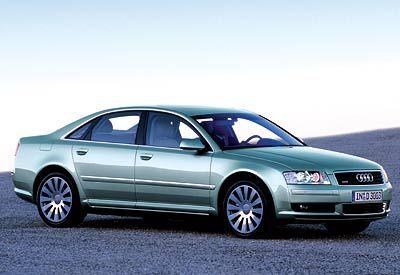 ... fand der Audi A8 im vergangenen Monat in Übersee gleich 412 neue Liebhaber