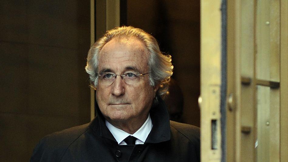 Jahrhundertbetrüger: Bernard Madoff im Jahr 2009